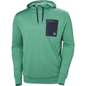 Helly Hansen Hyggen Light Hoodie Herren pepper green pepper green