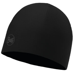 Buff Microfiber Reversible Hat reflective-solid black reflective-solid black