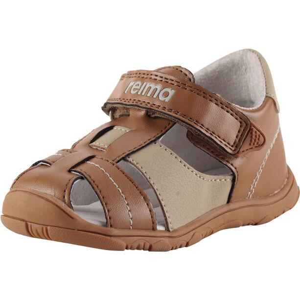 Reima Messi Sandals Kinder warm brown