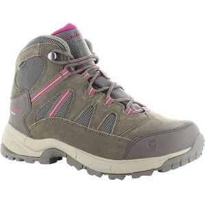 Hi-Tec Bandera Lite WP Shoes Damen taupe/dune/boysenberry taupe/dune/boysenberry