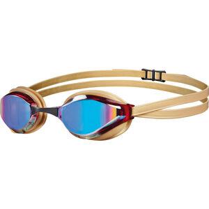 arena Python Mirror Goggles revo-gold revo-gold