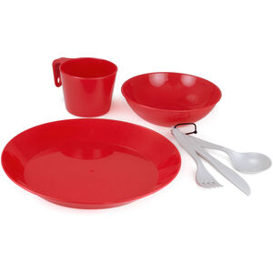 GSI Cascadian Table Set 1 Person red