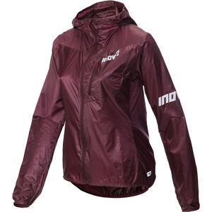 inov-8 Windshell FZ Jacket Damen purple purple