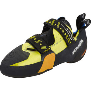 Scarpa Booster S Climbing Shoes yellow yellow