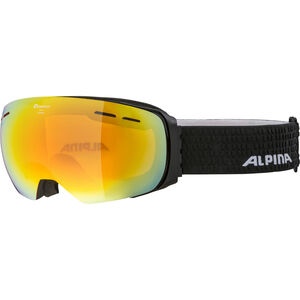Alpina Granby HM Brille black matt/red black matt/red