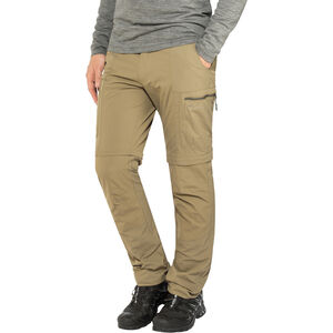 Pinewood Namibia Zip-Off Pants Herren mid khaki mid khaki