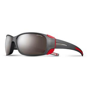 Julbo Montebianco Spectron 4 Sunglasses matt black/red-brown flash silver matt black/red-brown flash silver