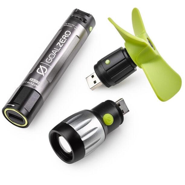 Goal Zero Switch 10 Core Multi Tool silver