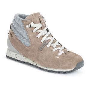 AKU Bellamont Gaia GTX Mid-Cut Schuhe Damen sand/pink sand/pink