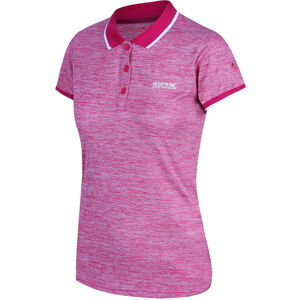 Regatta Remex II SS T-Shirt Damen dark cerise dark cerise