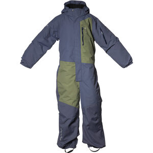 Isbjörn Halfpipe Winter Jumpsuit Kinder denim denim