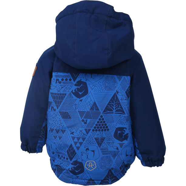 Color Kids Dion Mini Wattierte Jacke Kinder blue sea
