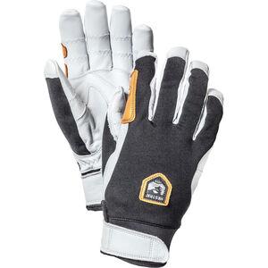 Hestra Ergo Grip Active Gloves black/off-white black/off-white