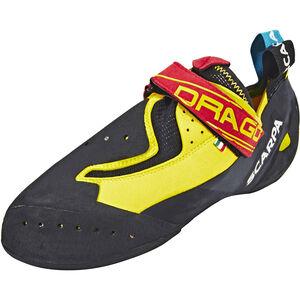 Scarpa Drago Climbing Shoes yellow yellow