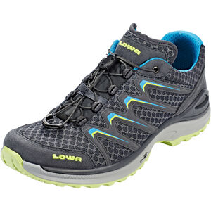 Lowa Maddox Low Shoes Damen anthracite/mint anthracite/mint