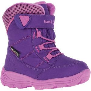 Kamik Stance Shoes Kinder purple purple