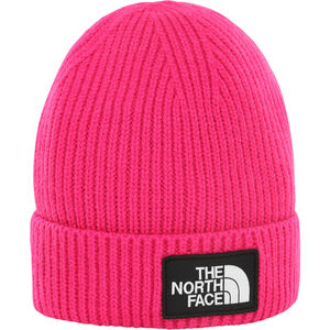 The North Face Box Logo Cuff Beanie Mädchen mr.pink mr.pink