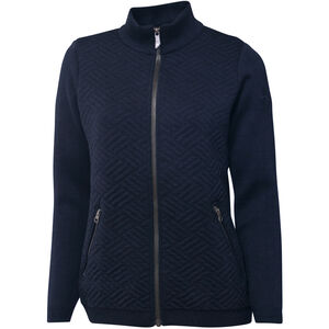 Ivanhoe of Sweden Elna Full Zip Jacke Damen navy navy