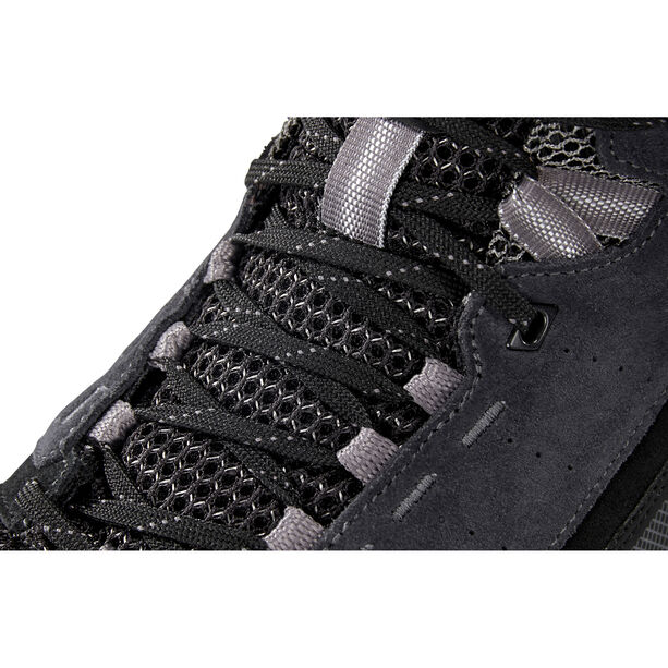 Haglöfs Skuta Proof Eco Mid-Cut Schuhe Damen true black/magnetite