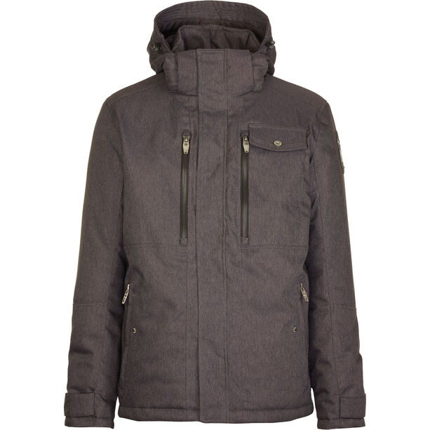 killtec Paisano Jacke Herren denim anthrazit