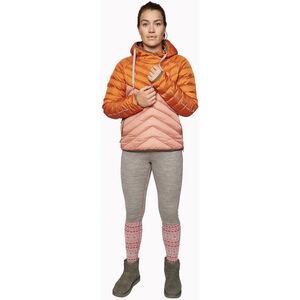 Varg Älgön Downhood Anorak Damen retro orange/pawn pink retro orange/pawn pink
