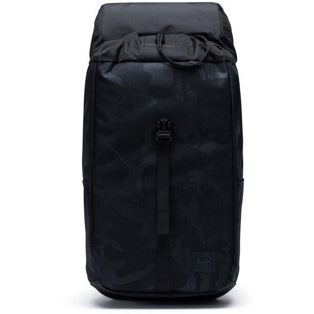 Herschel Thompson Rucksack 17l black/tonal camo