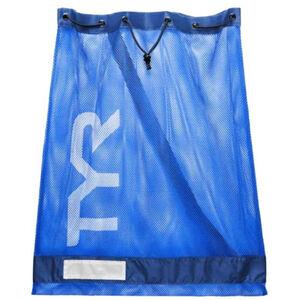 TYR Mesh Equipment Bag royal royal
