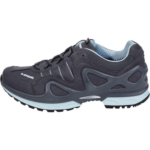 Lowa Gorgon GTX Shoes Damen anthracite/ice blue