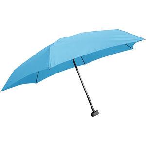 EuroSchirm Dainty Regenschirm eisblau eisblau