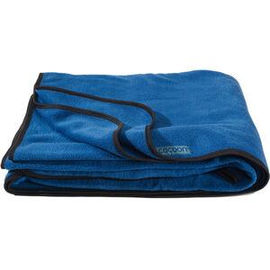 Cocoon Fleece Blanket blue pacific blue pacific