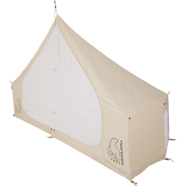 Nordisk Asgard 12.6 m² Inner Cabin Technical Cotton natural