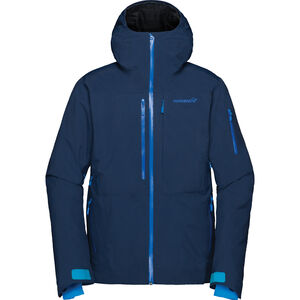 Norrøna Lofoten Gore-Tex Insulated Jacket Herren indigo night indigo night