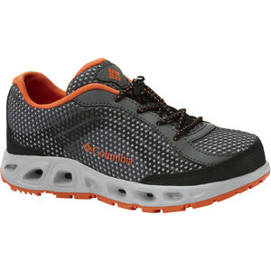Columbia Drainmaker IV Shoes Kinder graphite/tangy graphite/tangy