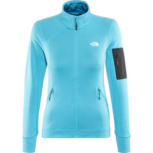 The North Face Impendor Jacket Damen meridian blue dark heather meridian blue dark heather