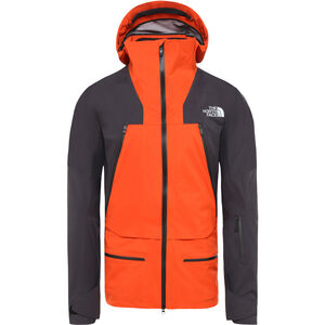 The North Face Purist Jacke Herren papaya orange/weathered black papaya orange/weathered black