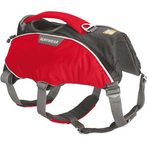 Ruffwear Web Master Pro Harness red currant red currant