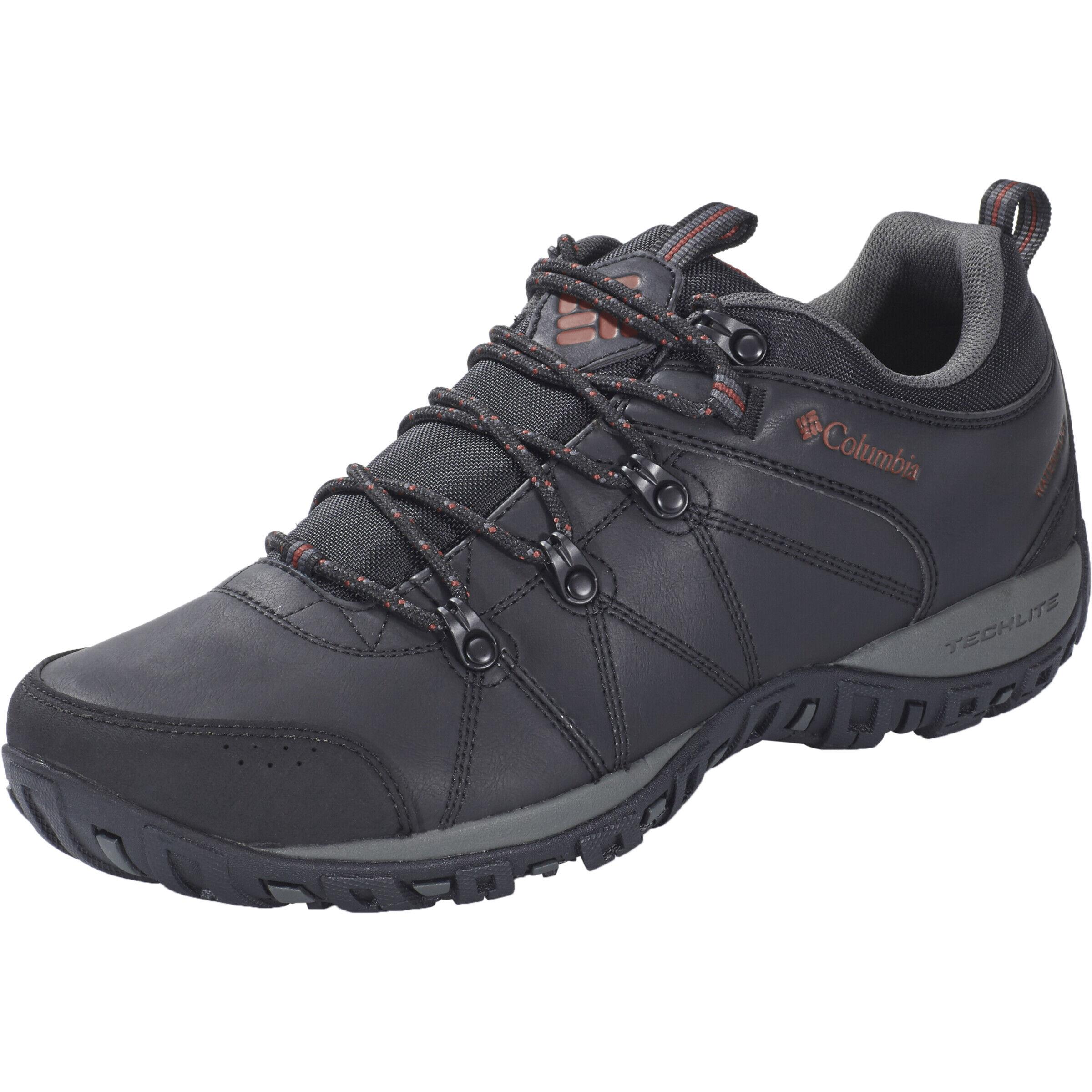 Columbia Peakfreak Venture Shoes Waterproof Herren black gypsy