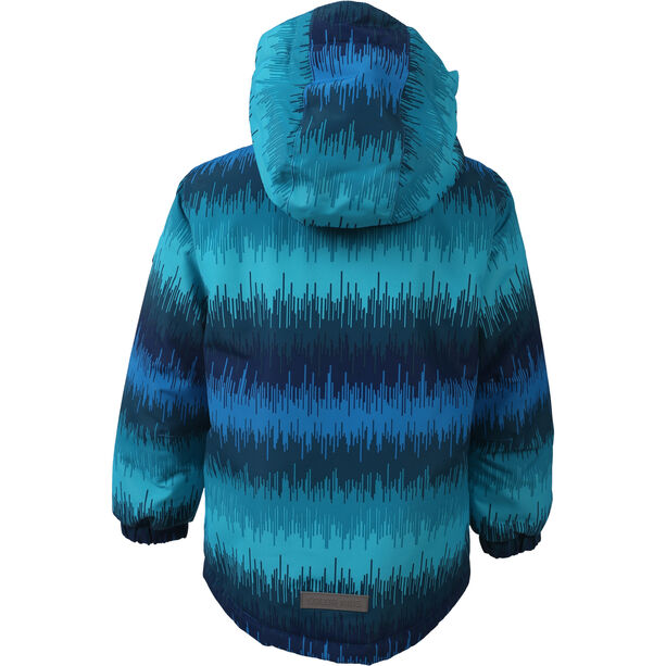 Color Kids Dikson Gefütterte Ski Jacke Kinder blue aster