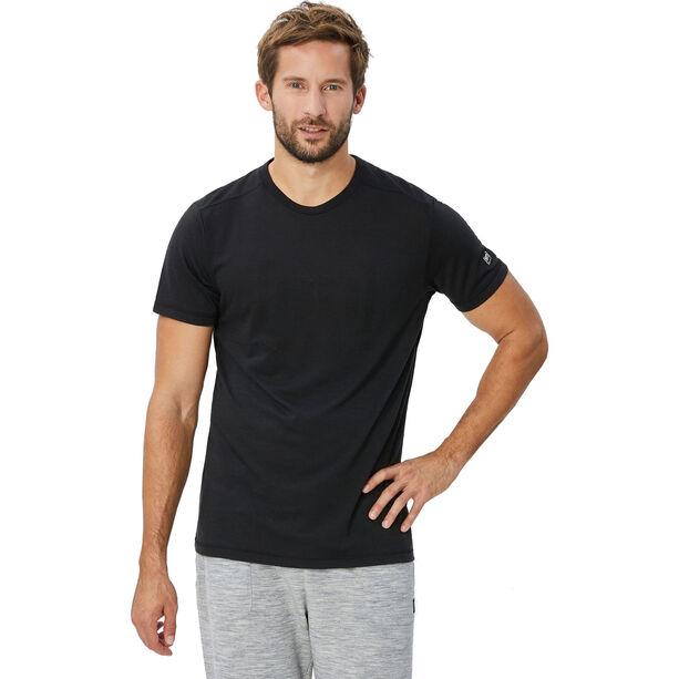 super.natural Essential I.D. T-Shirt Herren Caviar/Print
