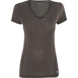 Fjällräven Abisko Cool T-Shirt Damen dark grey dark grey
