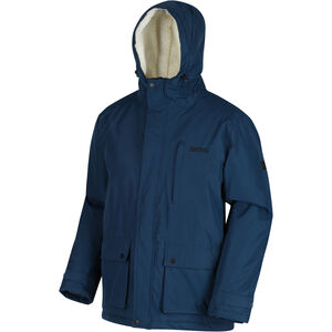 Regatta Sterlings Winterjacke Herren blue wing