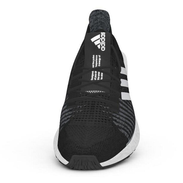adidas Pulseboost HD Schuhe Damen core black/footwear white/grey three