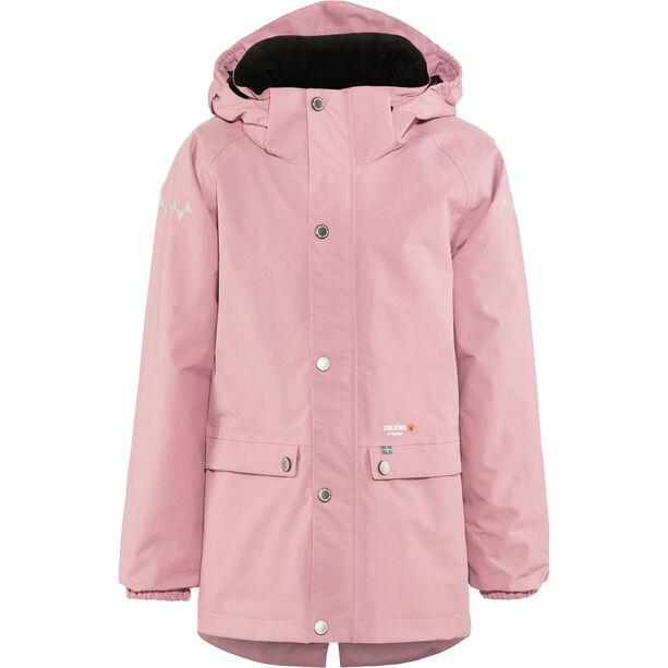 Isbjörn Cyclone Hard Shell Parker Kinder dusty pink
