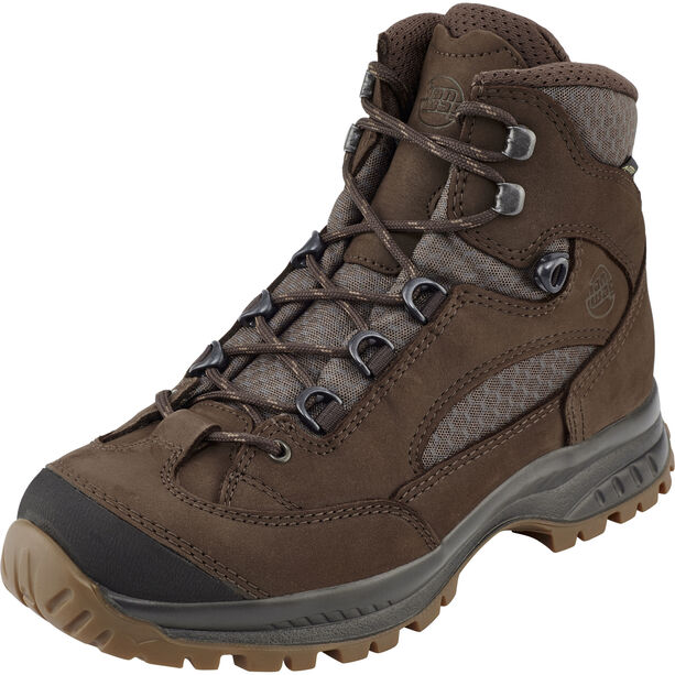 Hanwag Banks II Wide GTX Schuhe Damen brown