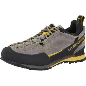 La Sportiva Boulder X Shoes Herren grey/yellow grey/yellow