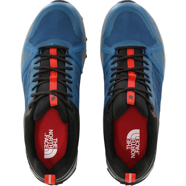 The North Face Litewave Fastpack II Schuhe Herren moroccan blue/tnf black