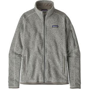Patagonia Better Sweater Jacke Damen birch white birch white