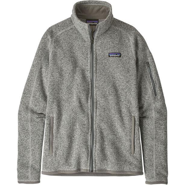 Patagonia Better Sweater Jacke Damen birch white