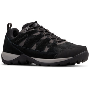 Columbia Redmond V2 WP Schuhe Herren black/dark grey black/dark grey