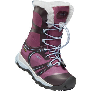 Keen Terradora Winter WP Shoes Kinder winestasting/tulipwood winestasting/tulipwood